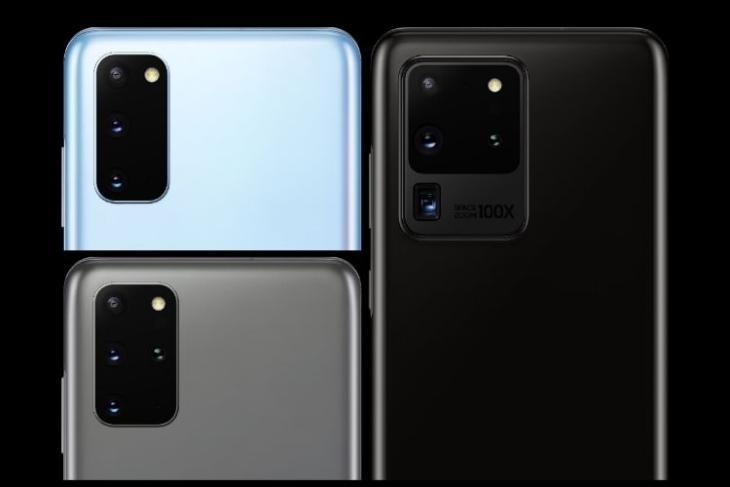 Samsung Galaxy S20 vs S20 Plus vs S20 Ultra Specs Comparison
