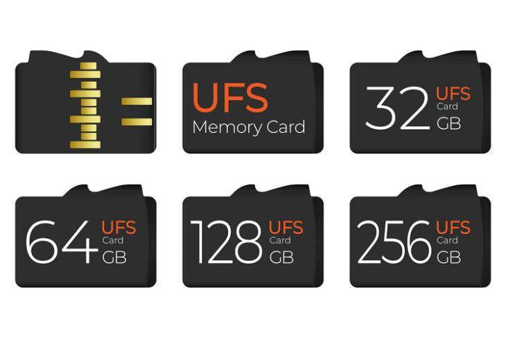 UFS card shutterstock website