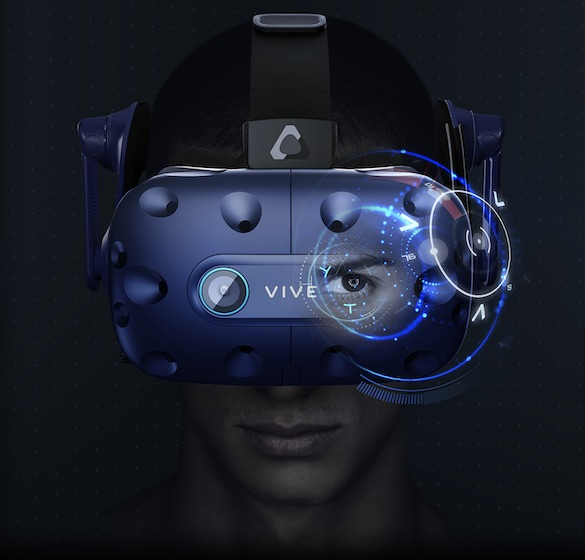 HTC Vive Pro Eye VR