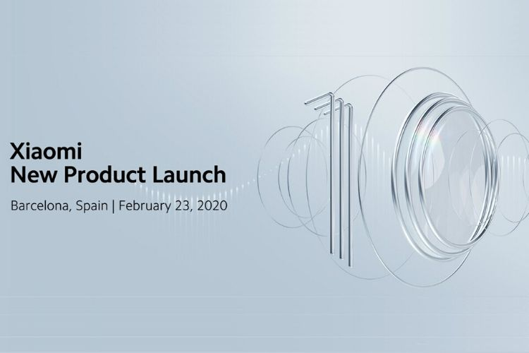 Xiaomi Mi 10 launch confirmed for February 23 at MWC 2020