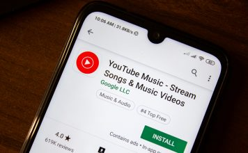 YouTube Music Gets Lyrics Support on Android