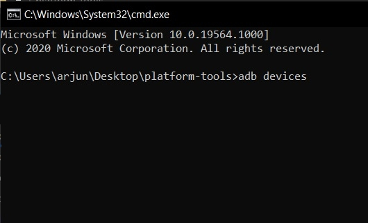 install adb on windows
