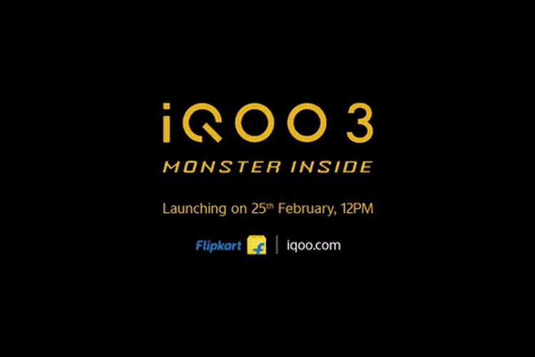 iQOO 3 india launch date confirmed