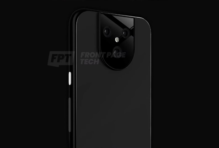 This is apparently a Pixel 5 prototype - and it sure is something