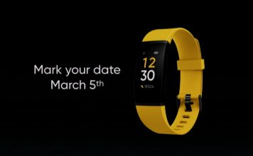 realme band india launch date confirmed