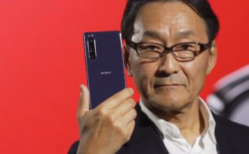 sony xperia 1 mark 2 launched
