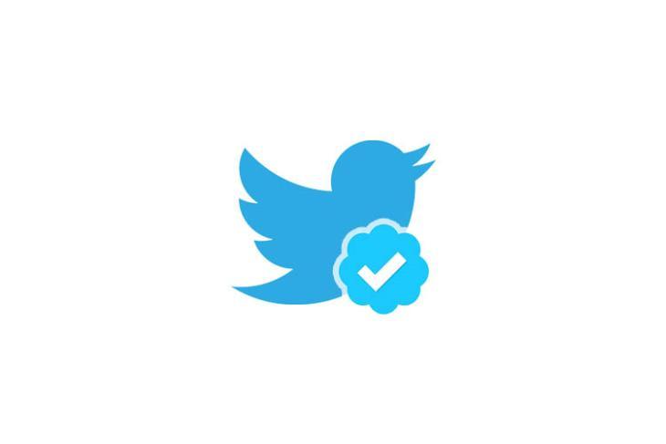 twitter verification fake account