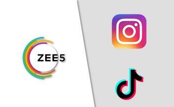 zee5 hypershots tiktok instagram