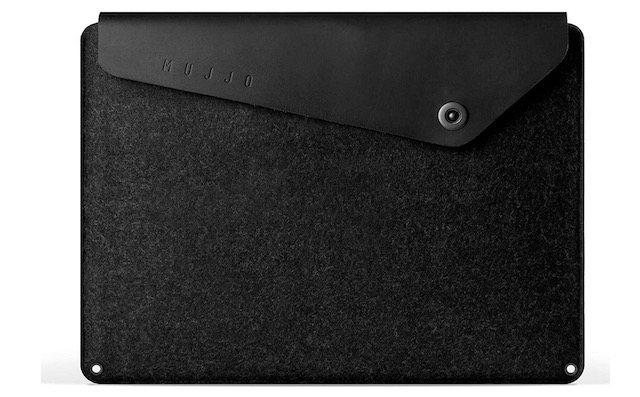 1. Mujjo Sleeve for MacBook Air