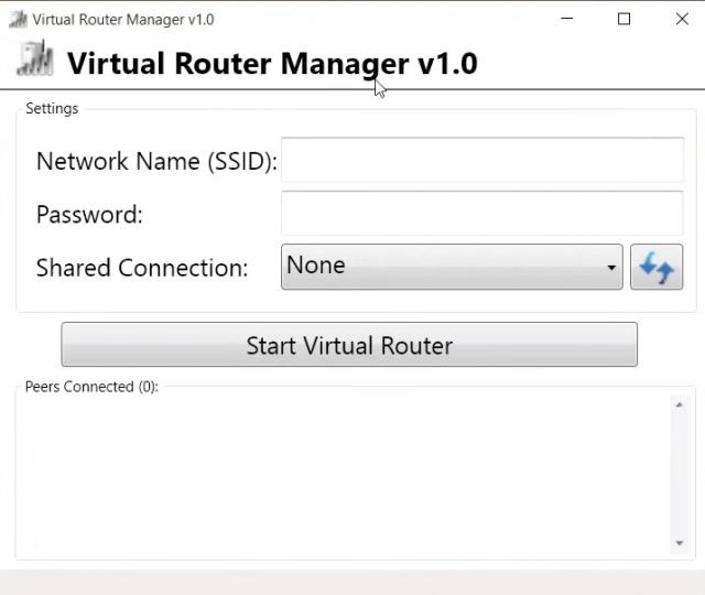 5. Virtual Router