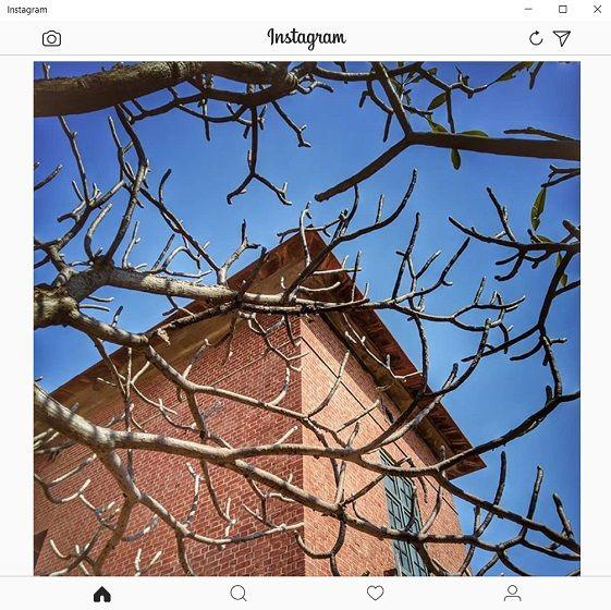 8. Use Instagram on Desktop