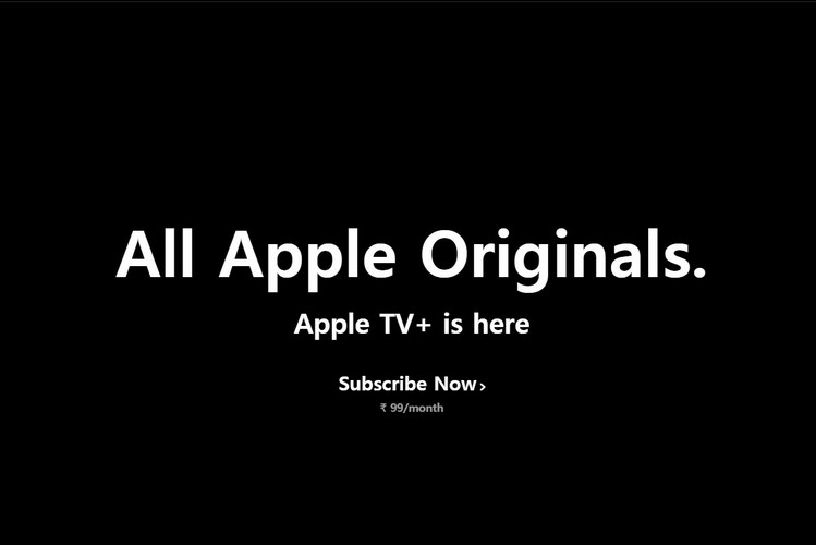 Apple TV+ feat.