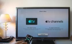 Apple TV website