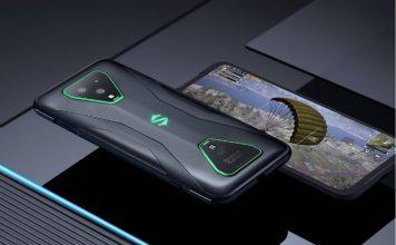 Black Shark 3 design - gaming phone - Black Shark 4