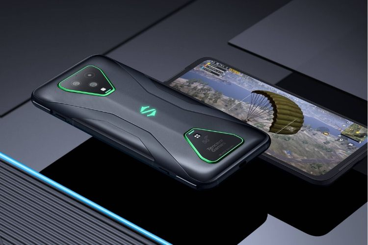 Black Shark 3 and Black Shark 3 Pro 5G gaming smartphones launched