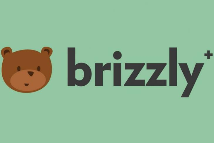Brizzly+ website