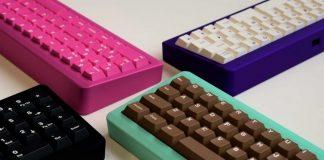 Candybar Keyboard feat.