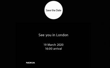 HMD Global - Nokia London launch event
