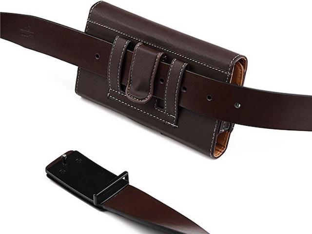 DWLux Belt Clip Case