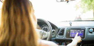 Infotainment affects driver feat.