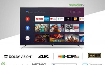 Kodak Launches CA Series Android TVs in India; Starts at Rs.23,999