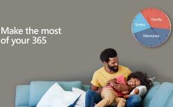 Microsoft 365 website