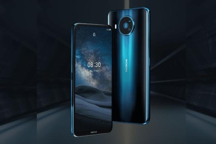 Nokia 8.3 5G launched