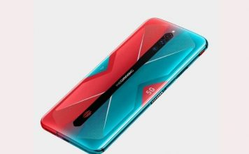Nubia Red Magic 5G launch date