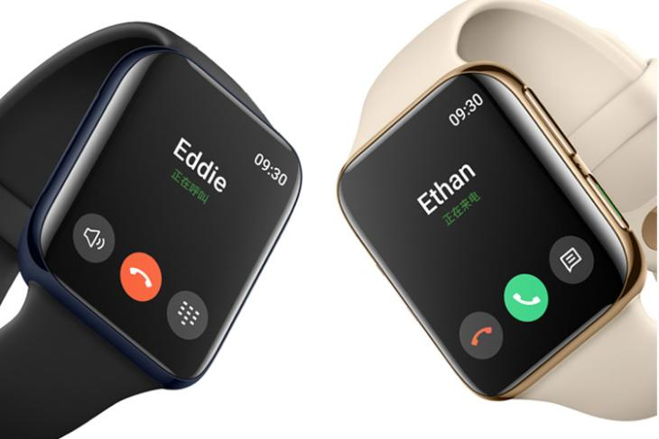 Oppo Watch with e-SIM support to Launch in Blue and Gold Color Variants
