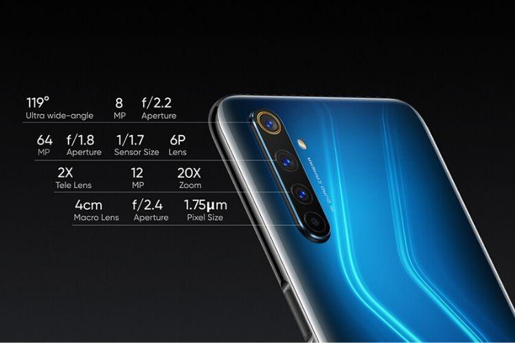 Realme 6 Pro cameras
