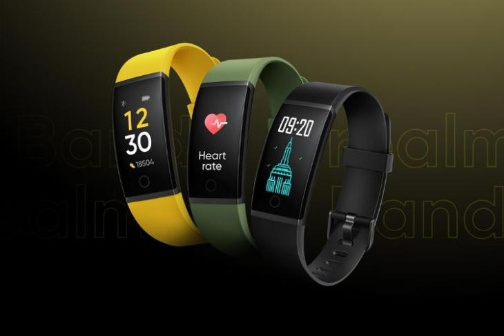 Realme Band launched in India - specs, features and price