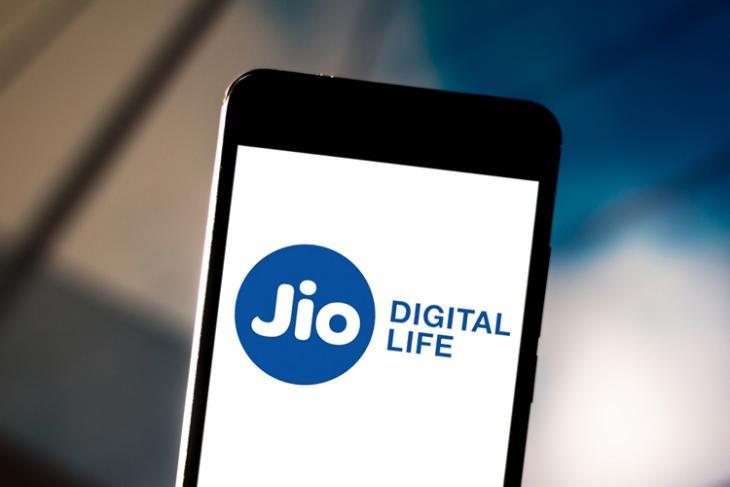 Reliance Jio logo shutterstock website
