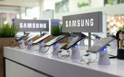Samsung Galaxy phones shutterstock website