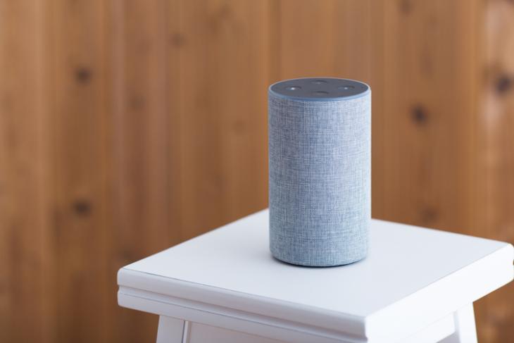 Smart speakers feat.
