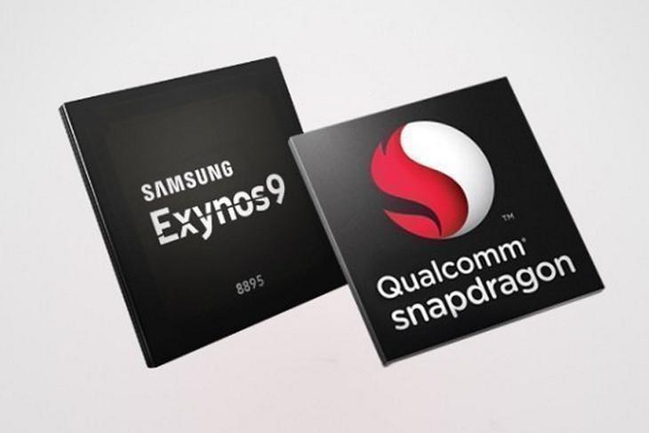 Snapdragon vs Exynos website