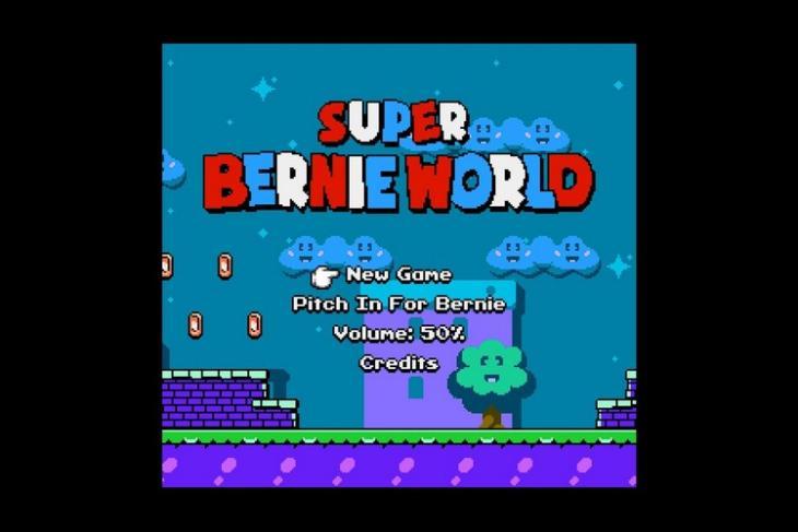 Super Bernie World feat.
