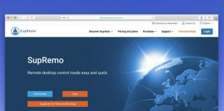 Supremo- Work from Home and Control Your Office PC with Ease