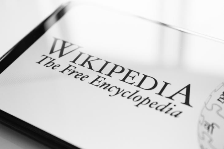 Wikipedia feat.