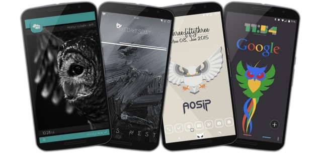 aosip custom rom for android