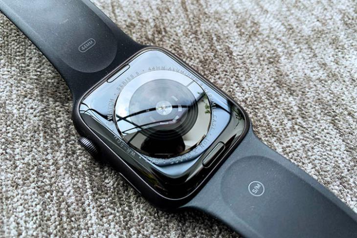apple watch series 6 blood oxygen monitoring