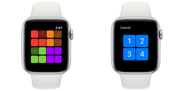 apple watch puzzle game free sudoku