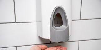 automatic sanitiser dispenser feat.