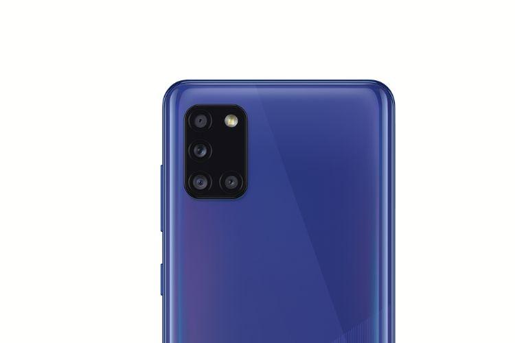 Galaxy A31 camera