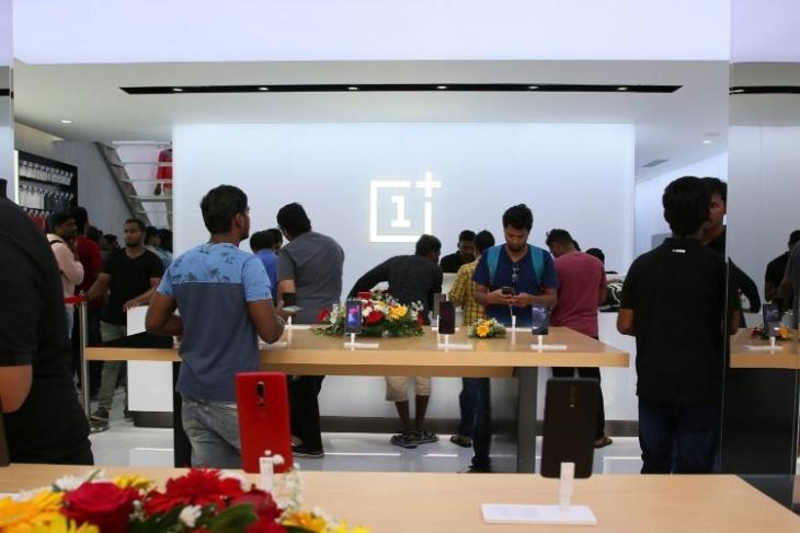 OnePlus shutters India stores and halts orders