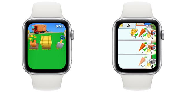 free farming games apple watch field day