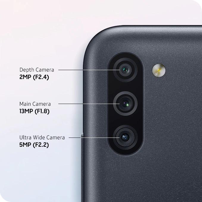 galaxy m11 cameras