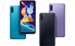 galaxy m11 launched