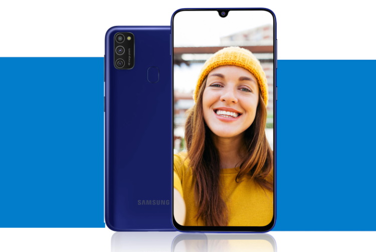 galaxy m21 launched in india