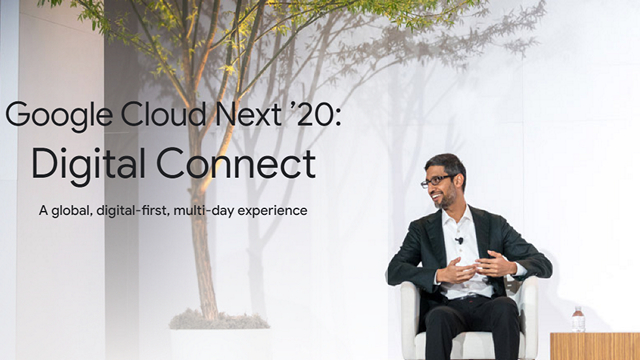 google cloud next'20