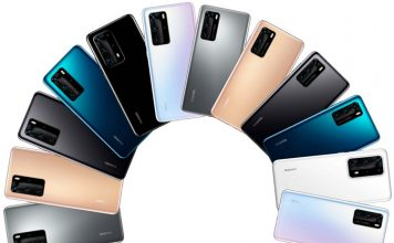 huawei p40 series featured